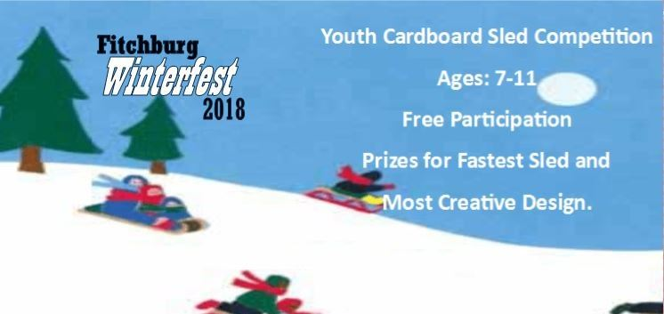 Winterfest Sled Contest photo