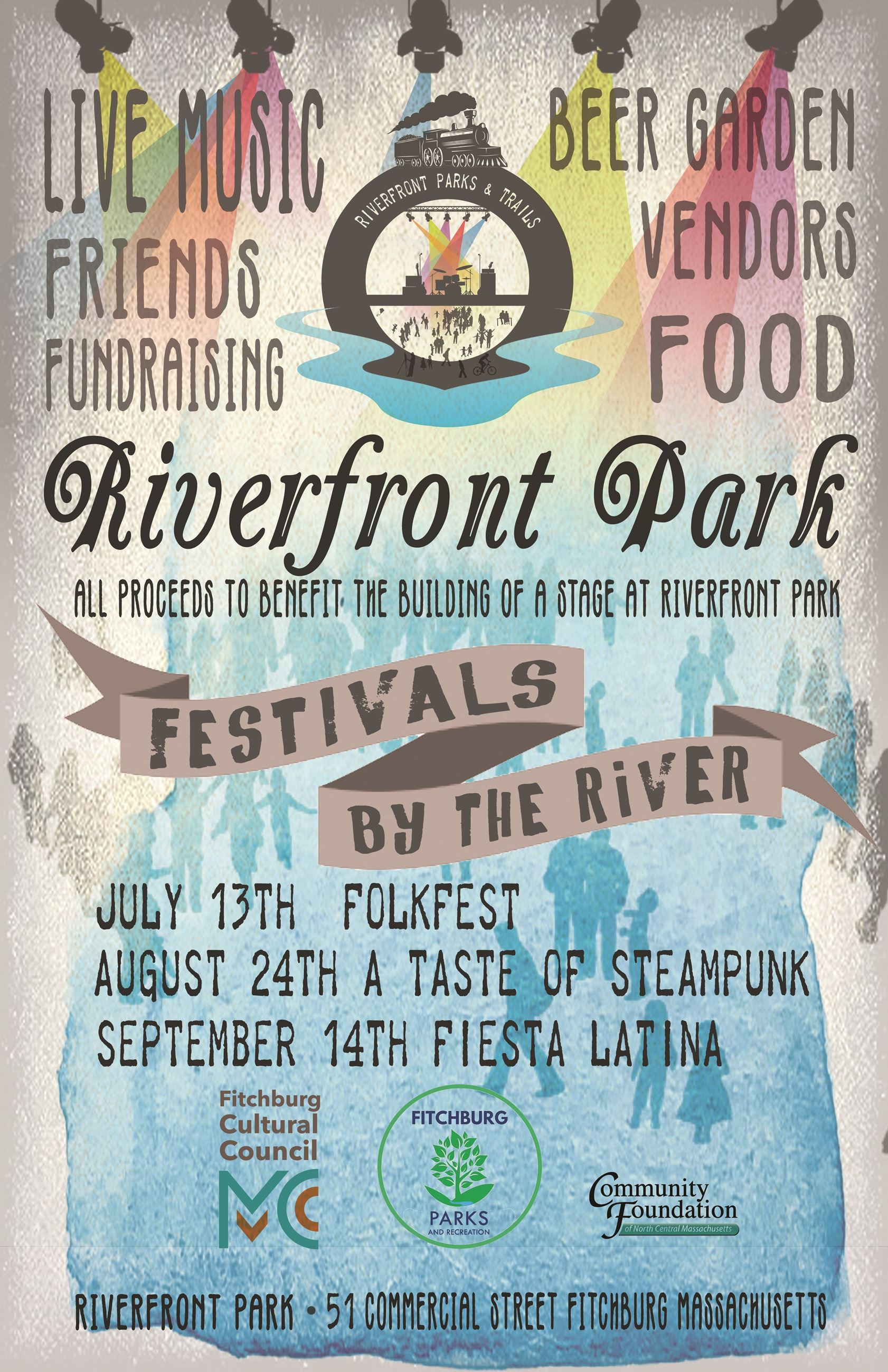 Festivals By the River