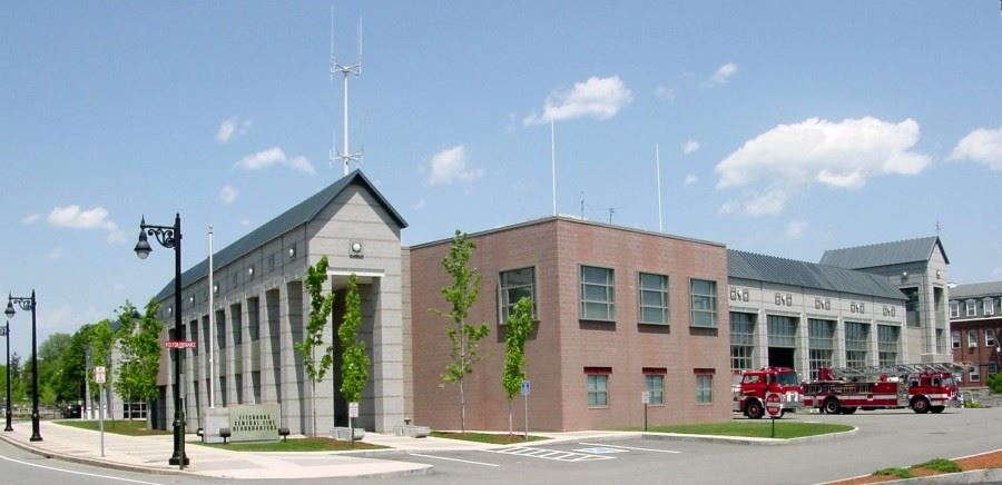 Central Fire Headquarters