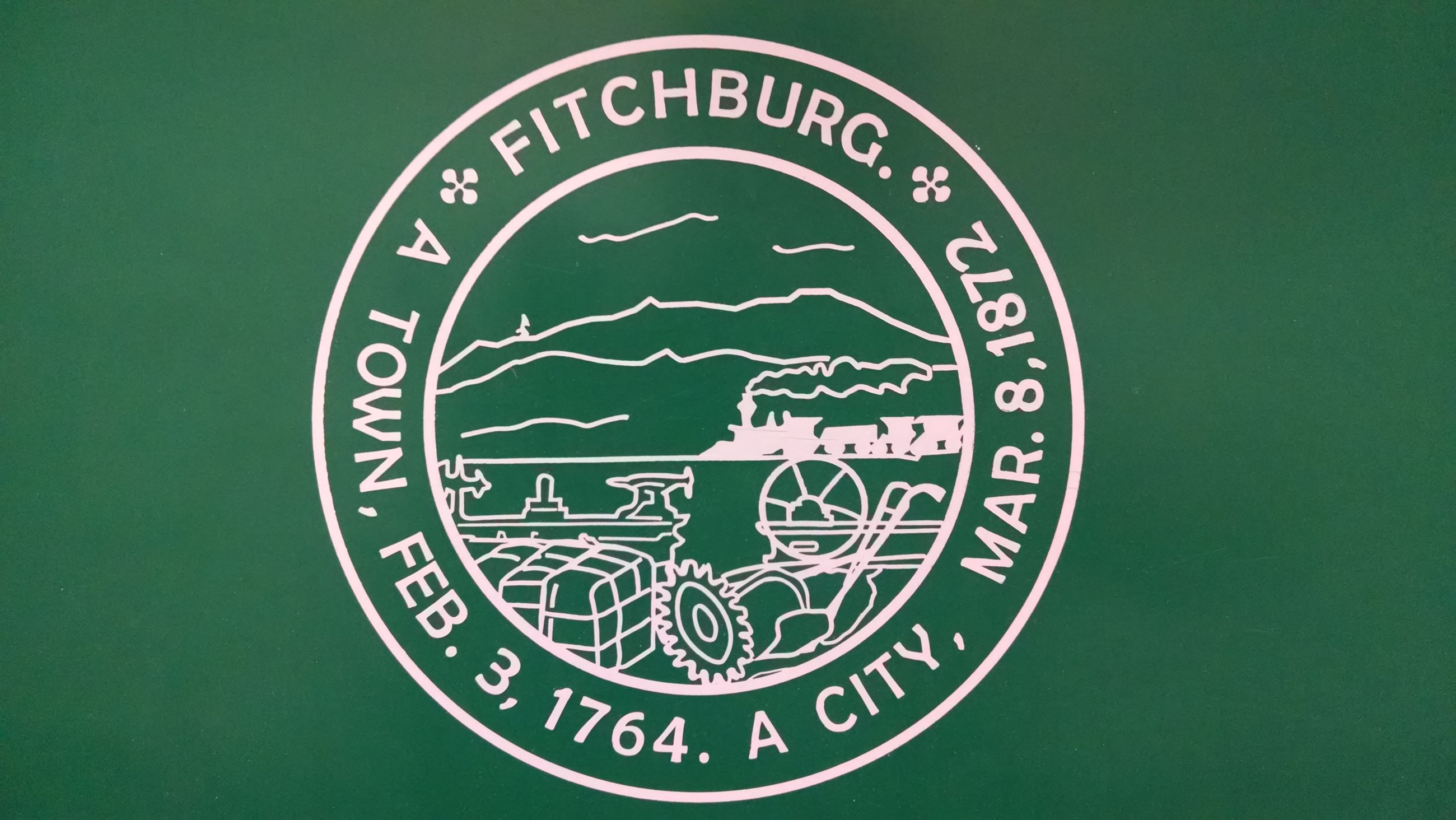 City Recycling Cart Logo