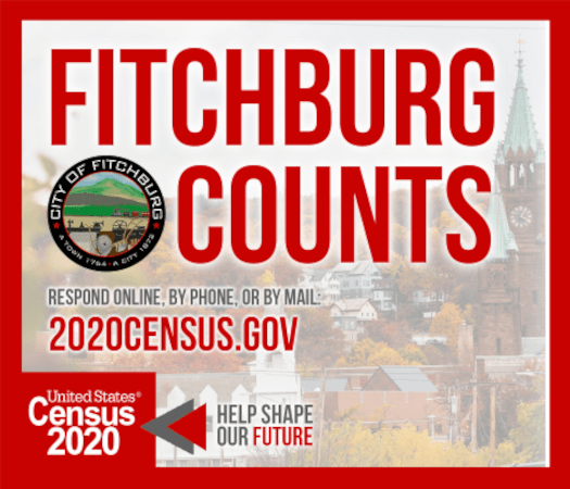 Fitchburg Postcard V2