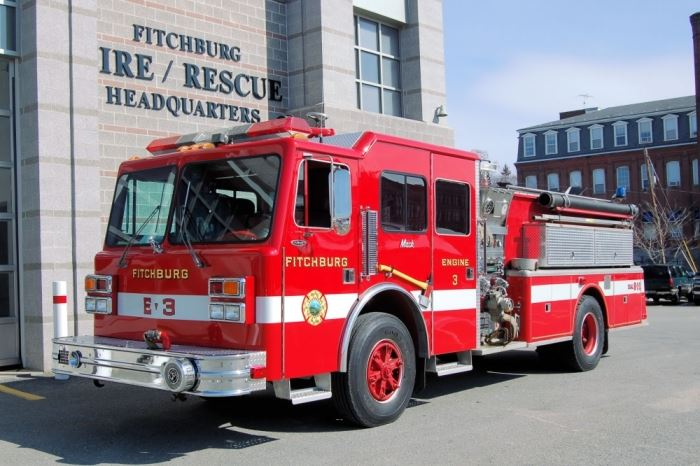 Engine 3 Reserve Truck