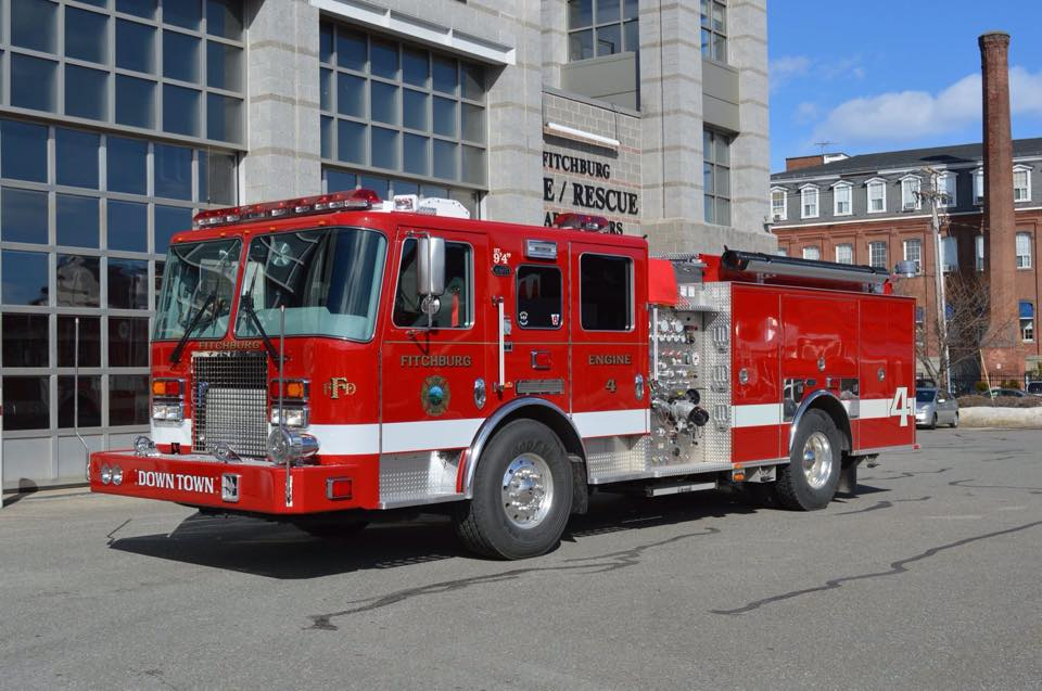 Engine 4 Central Truck